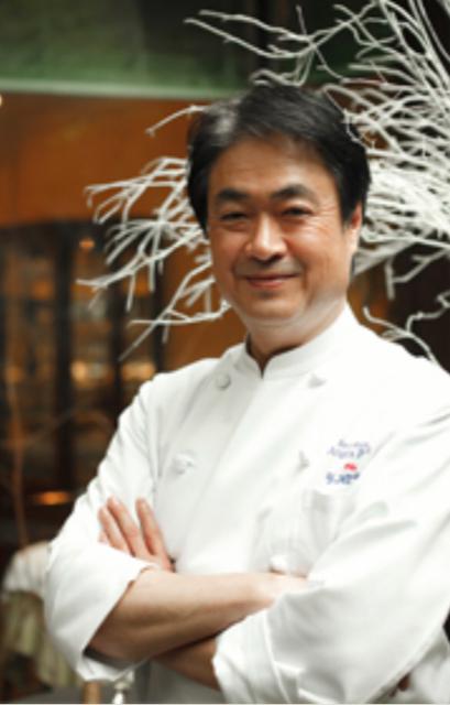 Hidaka Yoshimi Chef Ristorante Acquapazza di Tokjo