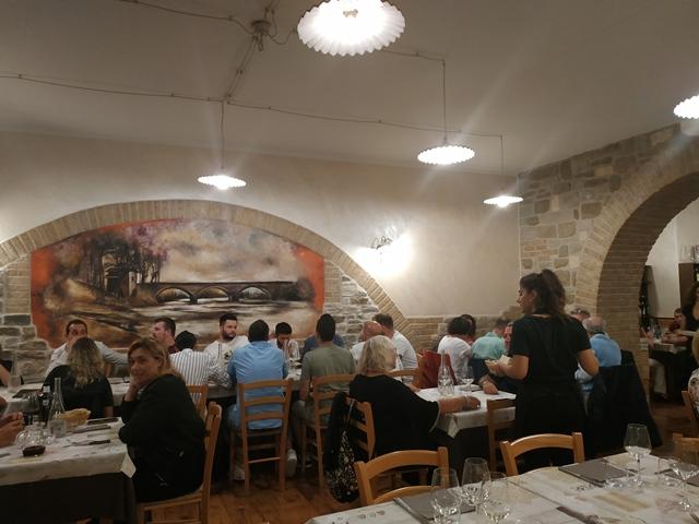 Il Fiorentino - sala del ristorante