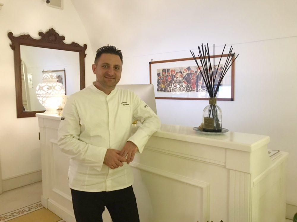 Jose' Restaurant - Chef Domenico Iavarone