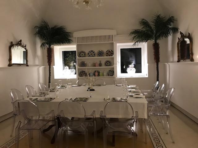 Jose' Restaurant - sala