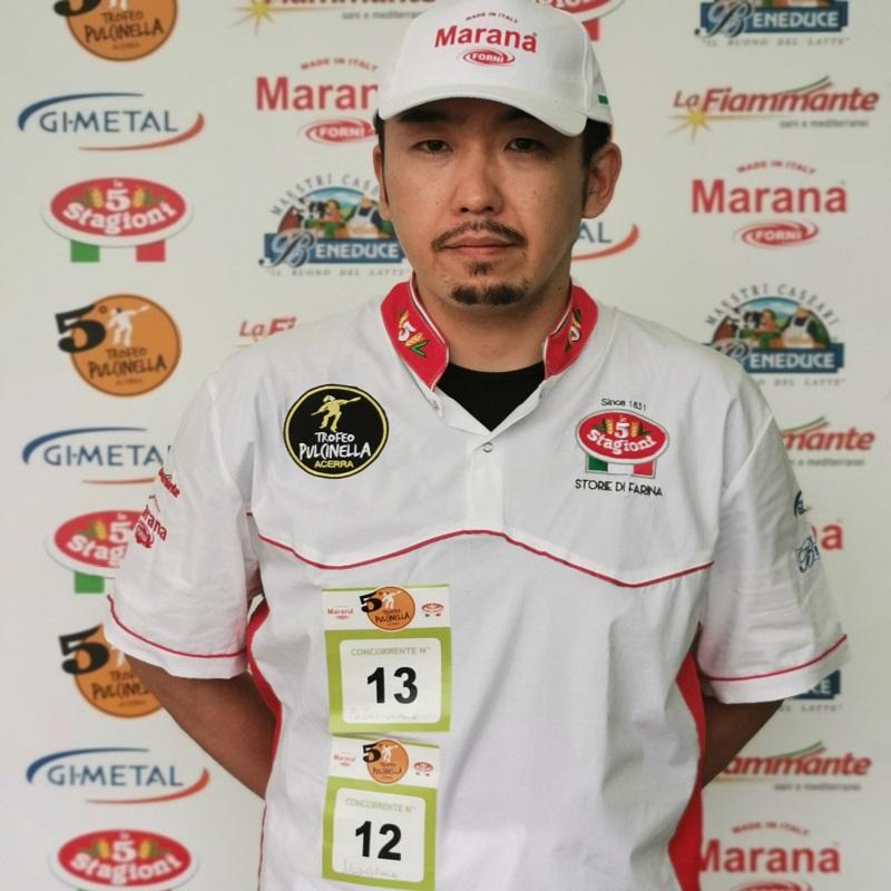 Ken Imai - Giappone