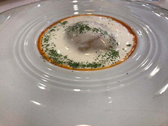 Locanda Mariacaroli' - Uovo di gallina livornese 'mpriatorio