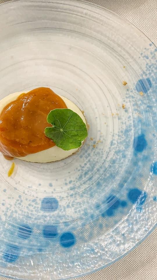 Mamma Elena Restaurant - Cheesecake all'albicocca