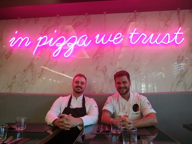 Mattia Lattanzio e Pier Daniele Seu