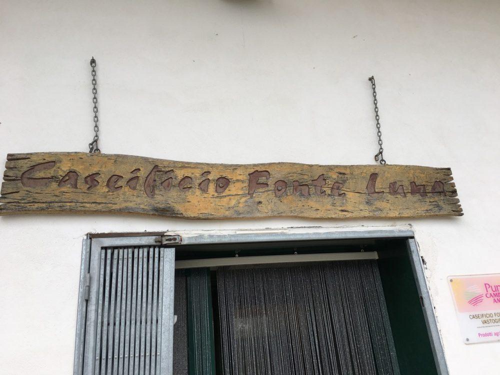 Molise - Caseificio Fonte Luna
