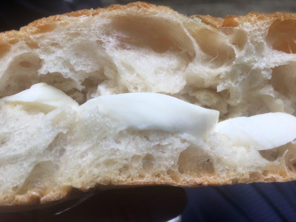 Molise - Pane e mozzarella