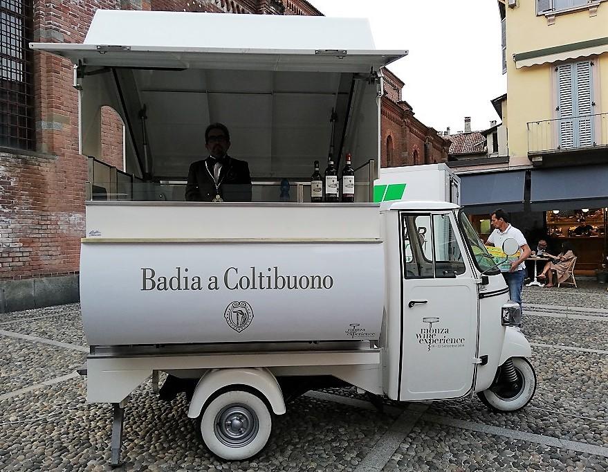 Monza Wine Experience - Ape Car
