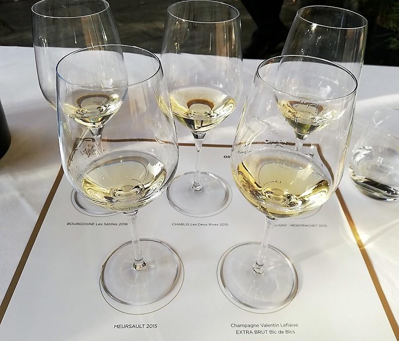 Monza Wine Experience - Bicchieri