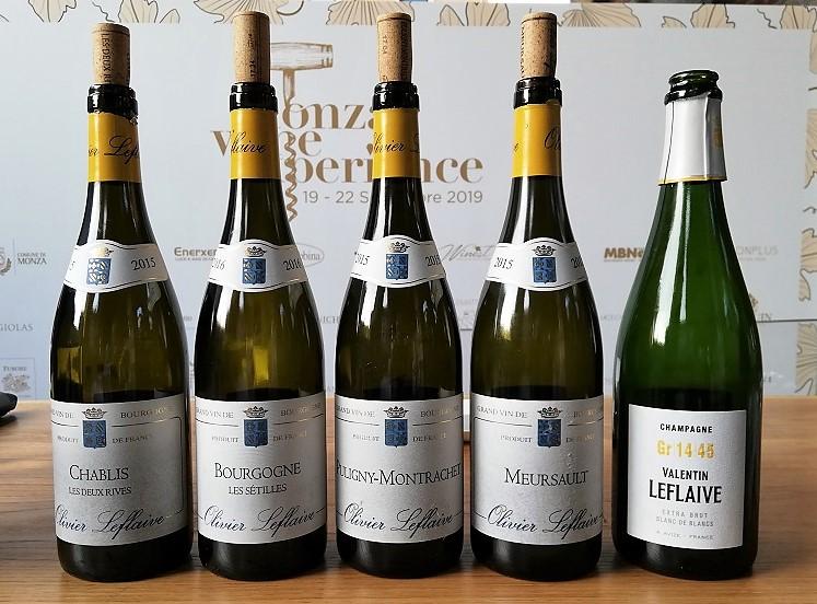 Monza Wine Experience - Bottiglie