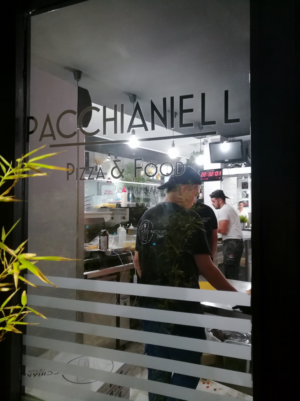 O' Pacchianiell - ingresso