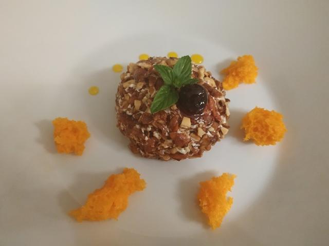 Osteria Nobili - Croccante all'amarena