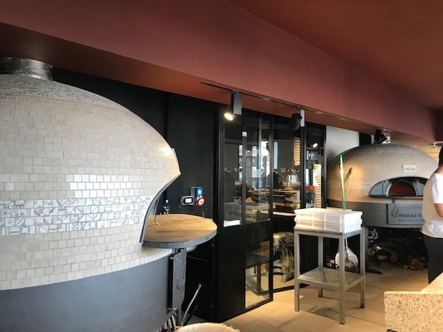 Pizzeria Prima Classe - forni