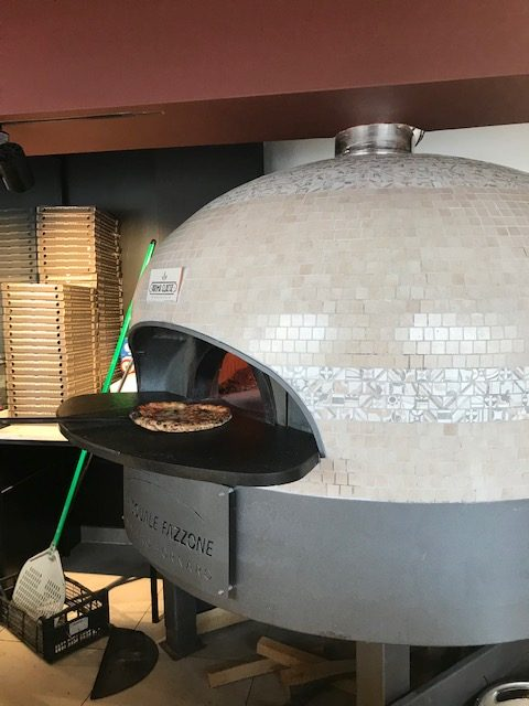 Pizzeria Prima Classe - forno