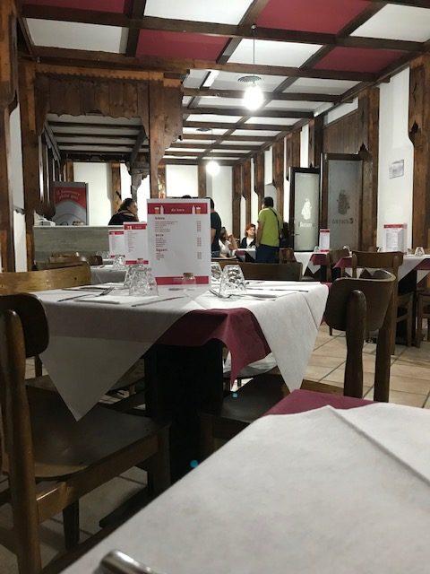 Pizzeria Raffaele Zaccariello - Sala