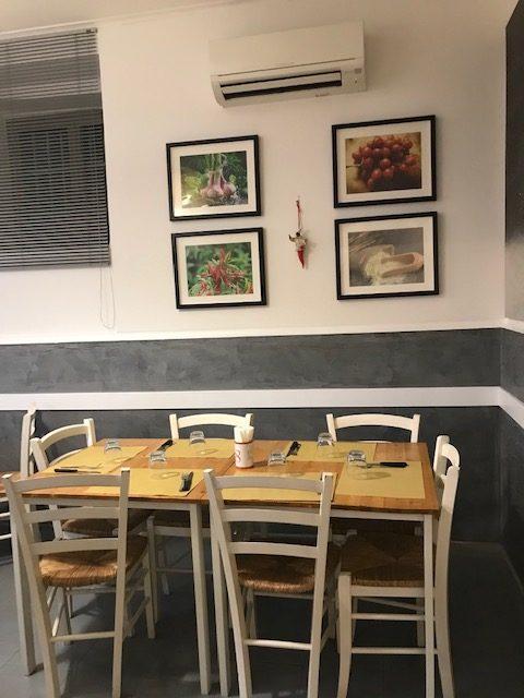 Reginella Pizzeria - ambiente