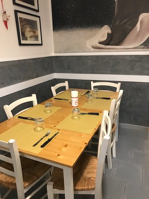 Reginella Pizzeria - sala
