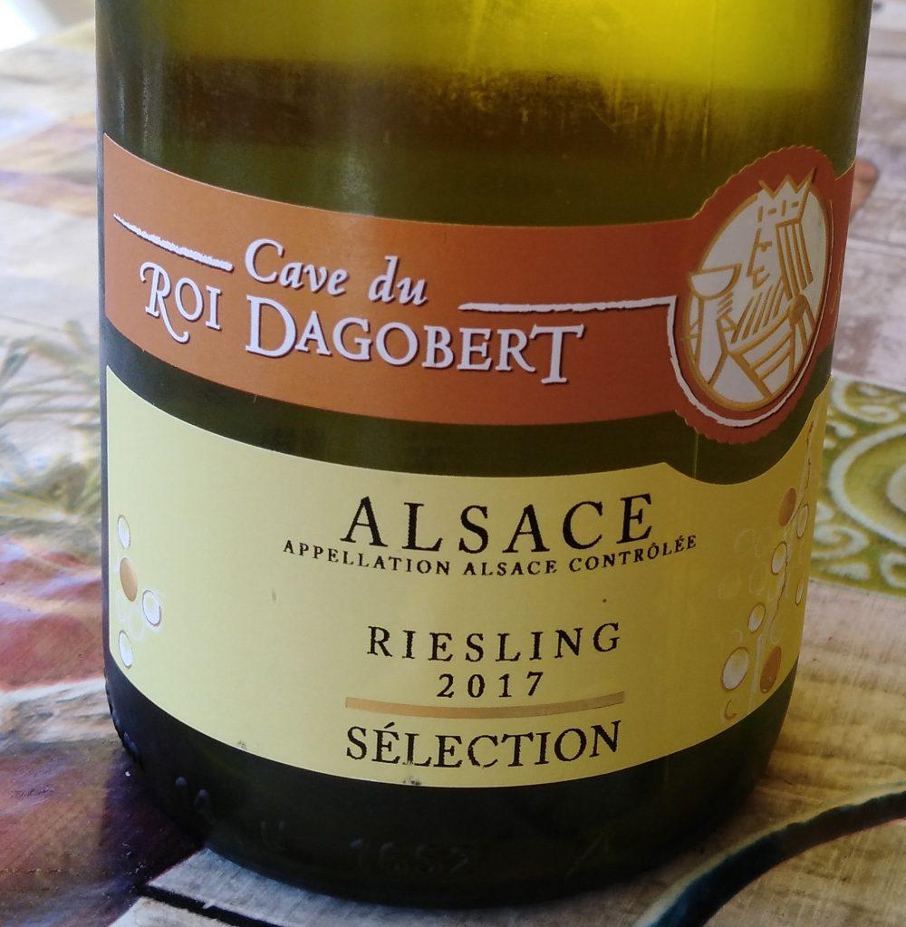Riesling Selection Alsace AAC 2017 Dagobert