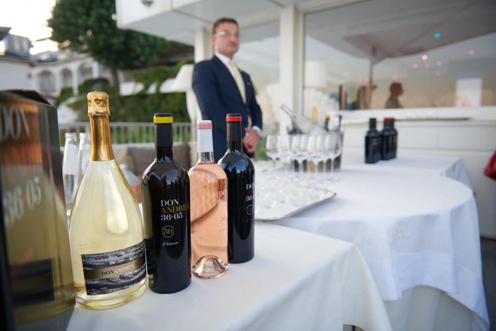 Ristorante Re Mauri' - Vini in degustazione