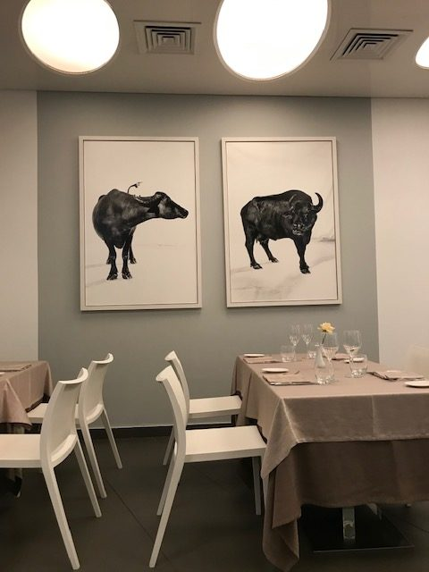 Ristorante Costanzo - Sala