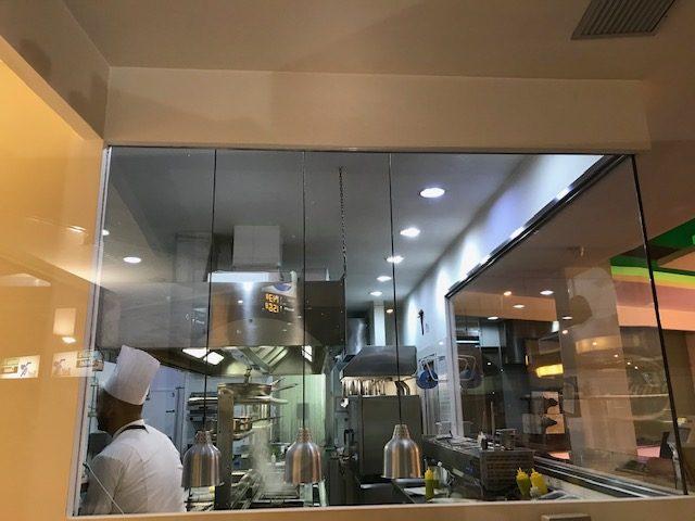 Ristorante Costanzo - cucina a vista