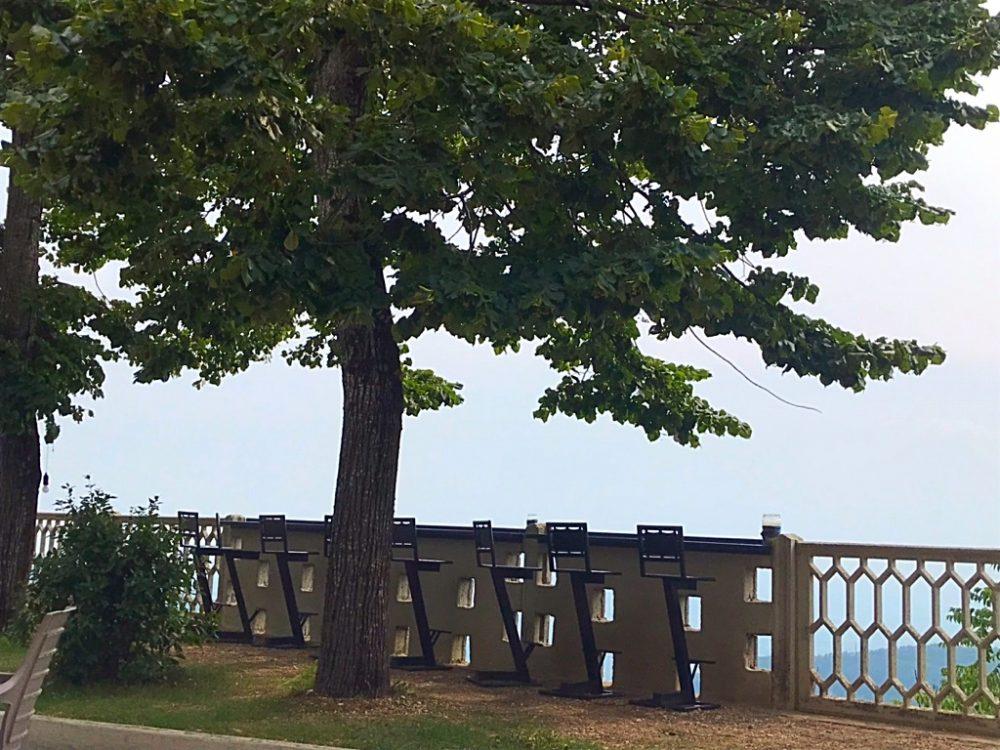 Ristorante RuRu' - terrazza esterna
