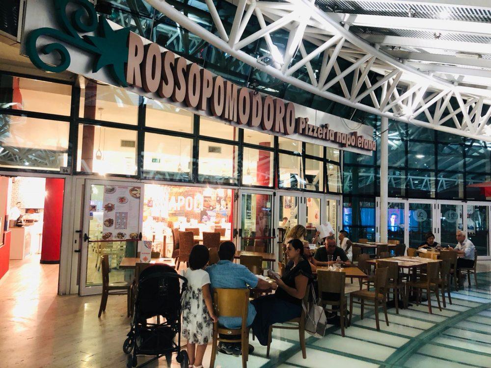 Rossopomodoro Come un giorno a Napoli Bologna Casalecchio