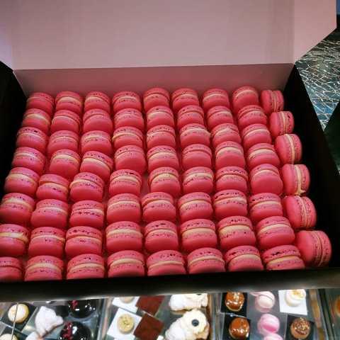 Sabot Bakery Cafe' - macarons