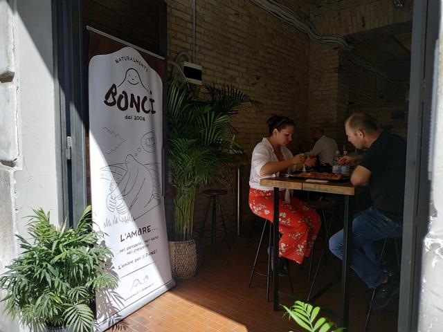 Tavolo sociale del Panificio Bonci