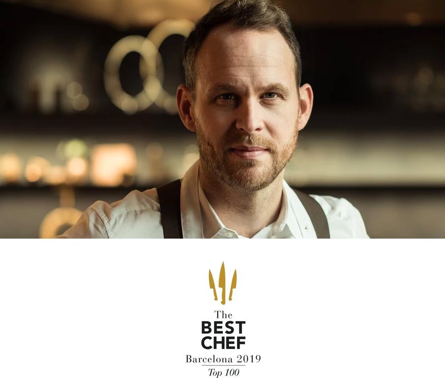 Risultati immagini per The Best Chef Awards 2019 barcelona  top 100