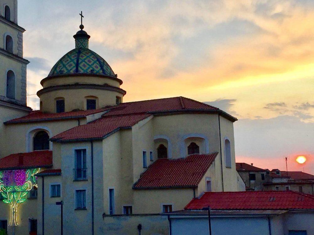 Vallo della Lucania, scorcio della Cattedrale di San Pantaleo