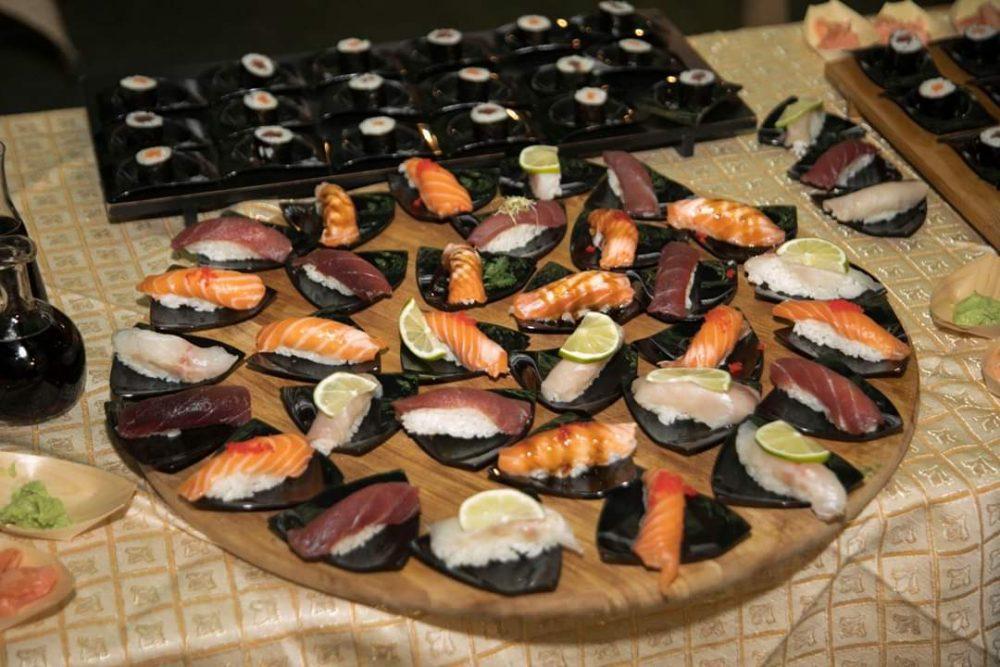 Vini in centro - sushi