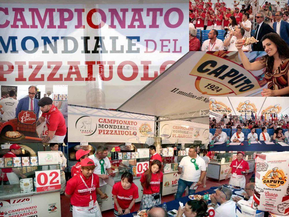 Precedente edizione del Pizza Village e del Trofeo Caputo 2017
