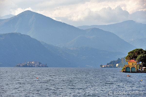Lido di Gozzano - Lago d'Orta
