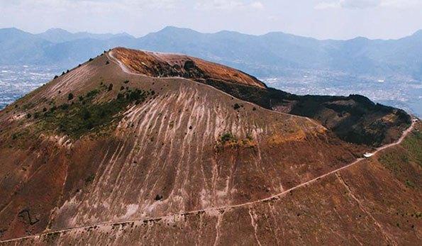 Il vulcano più famoso al mondo