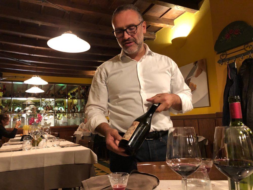 Paolo Reina, il titolare