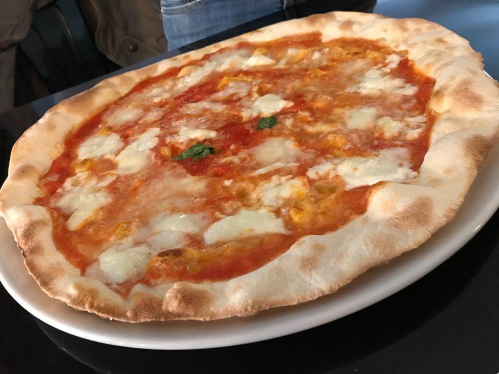 Pizzeria Barabba, eterei dischi volanti