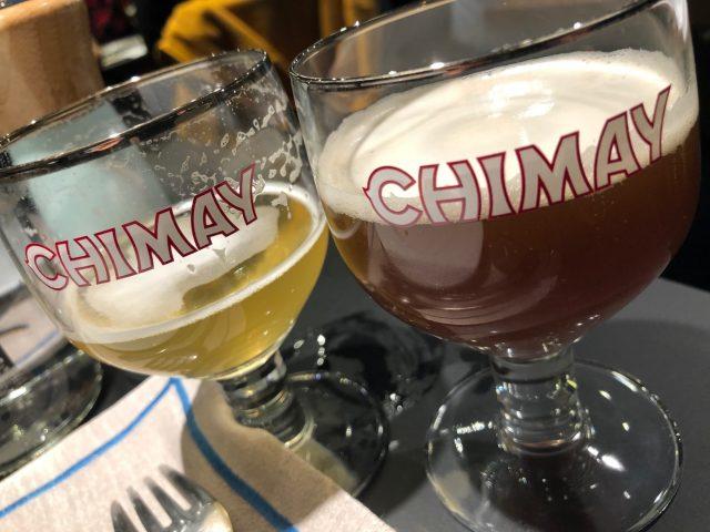 Dal birrificio Trappista belga di Chimay