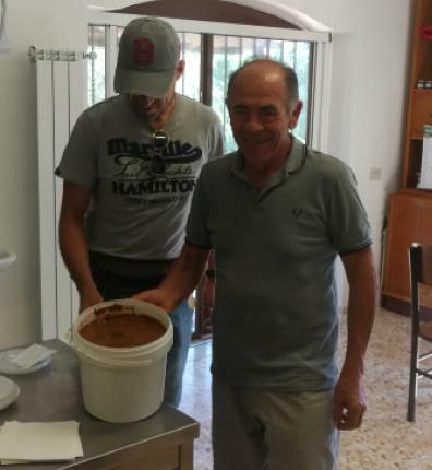 Antonio Sciardiglia e Angelo Fioretti