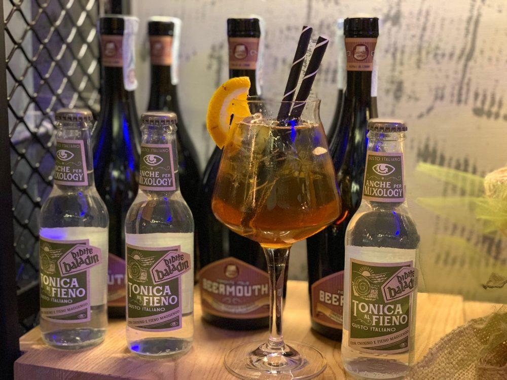 Bun House - Beermouth Cocktail