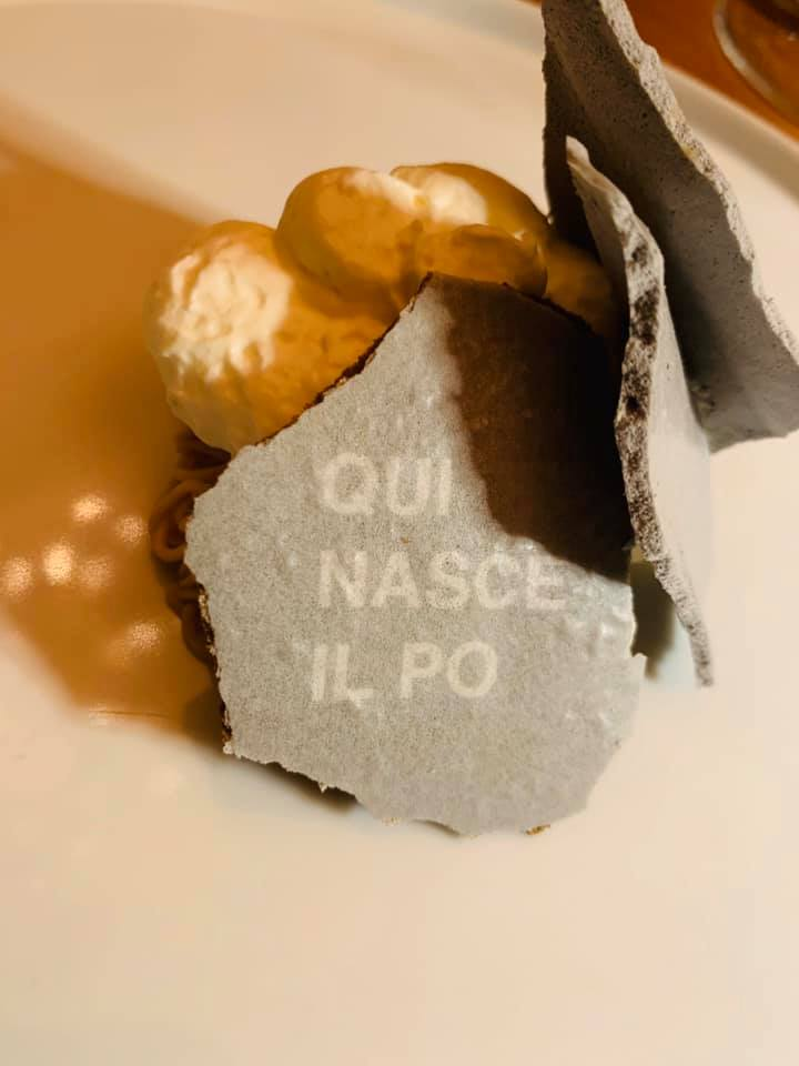 Massimo Bottura. Qui nasce il Po