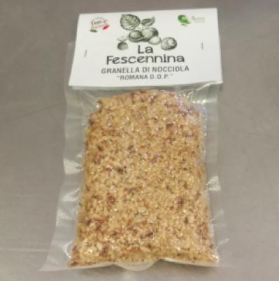 Granella di nocciola romana, Azienda La Fescennina