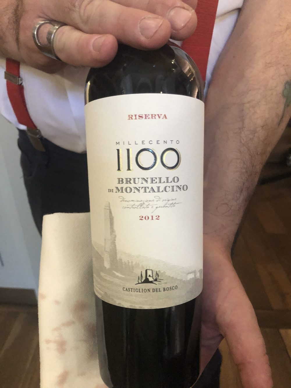 Riserva Millecento 1100 Brunello di Montalcino DOCG 2012