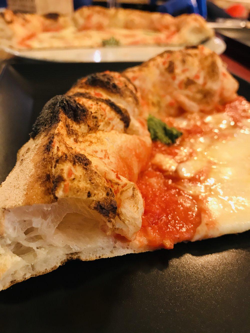 380' Officine della pizza - Pizza Margherita