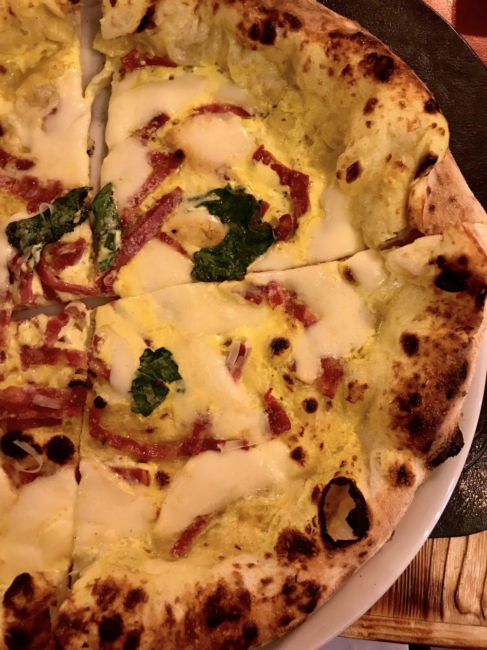 380' Officine della pizza - Pizza Zafferano