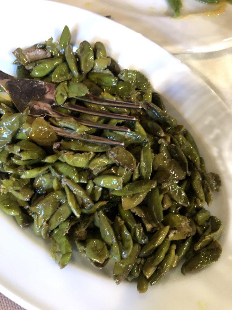 I Moresani, olive ammaccate