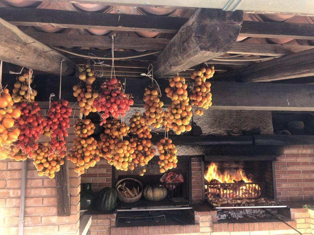 I Moresani, pomodori di inverno