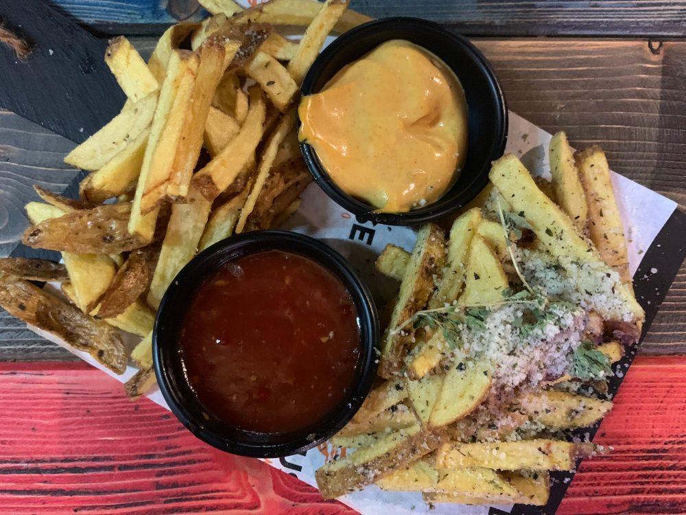 Bun House - Mix di French Fries Potato
