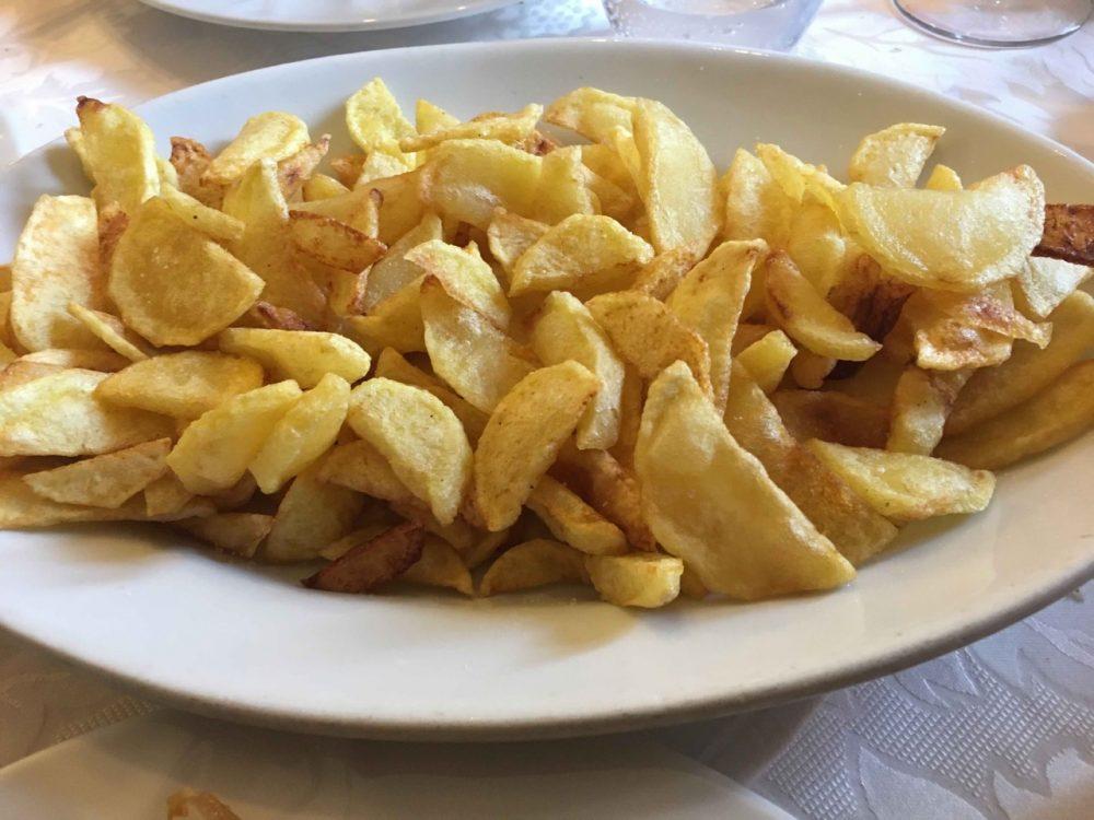 Agriturismo San Basilio - Patate fritte