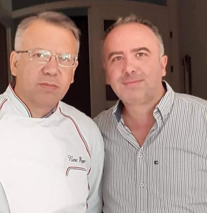 Antica Pizzeria Osteria Pepe - Antonio e Massimiliano Pepe