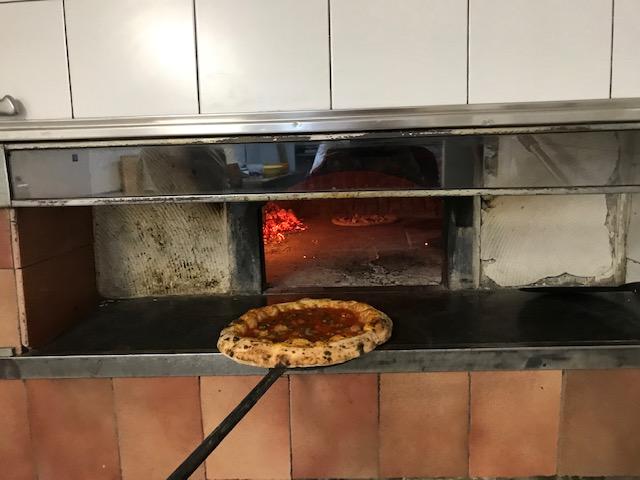 Antica Pizzeria Osteria Pepe - forno